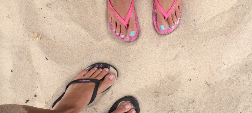 CASUAL BEACH STYLE