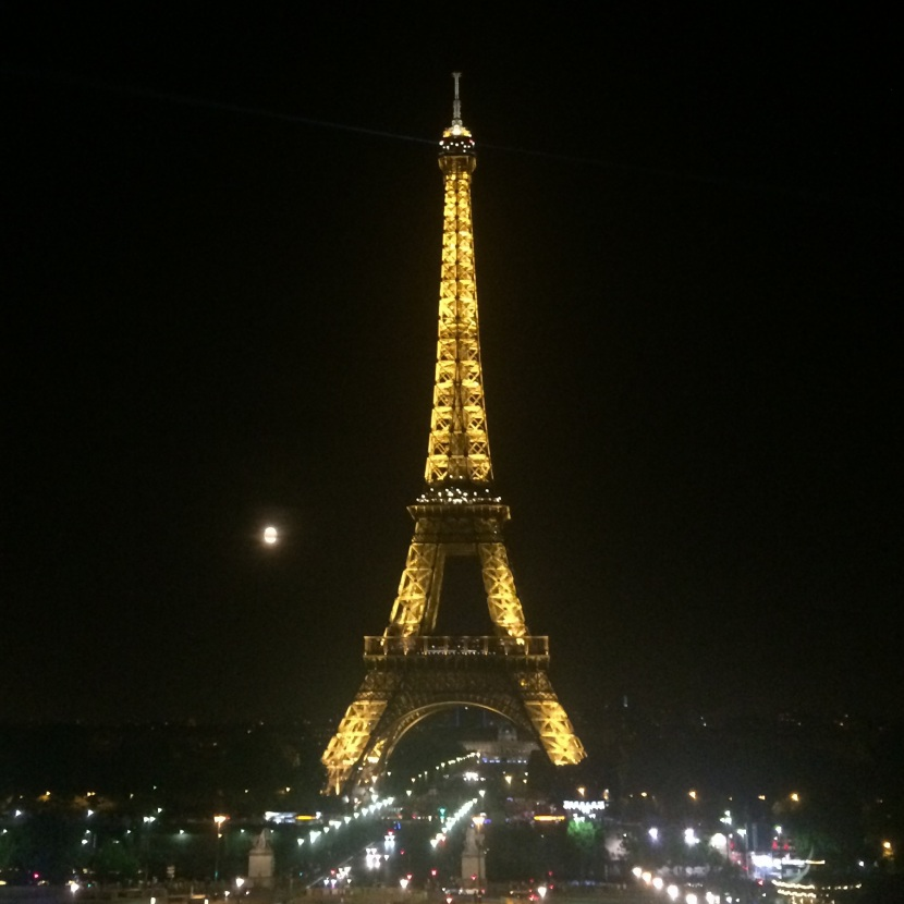 PARIS DAY 1: ON EST BIENARRIVÉ!